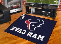 FANMATS 14308 NFL Houston Texans Nylon Universal Man Cave Al