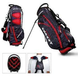 BRAND NEW Team Golf NFL Houston Texans Fairway Stand Bag 311
