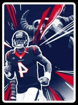 Deshaun Watson MAGNET Houston Texans NFL Quarterback Fridge