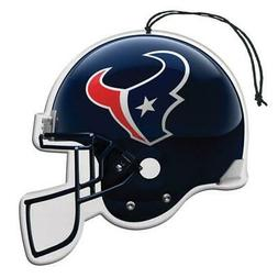 Houston Texans Air Freshener 3 Pack  NFL Car Auto Truck Fres