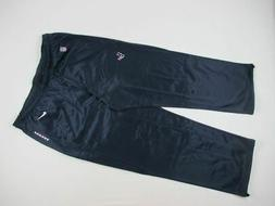 Houston Texans Nike Athletic Pants Men's Navy Poly New 3X La