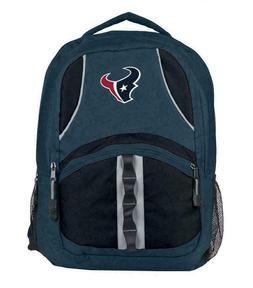 Houston Texans Backpack Captain Style Carry On Travel Bag Sp