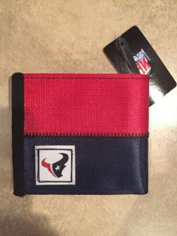 Houston Texans Belted Bifold Wallet