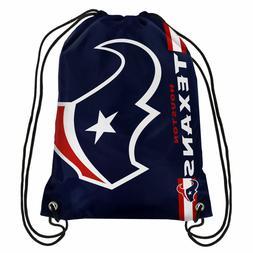 Forever Collectibles Houston Texans Big Logo Drawstring Bag