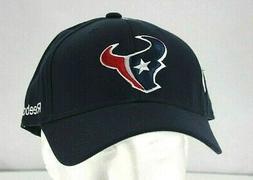 houston texans blue baseball cap adjustable
