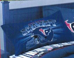 Houston Texans Classics/Pro NFL Pillowcase