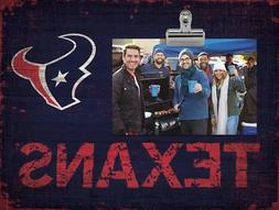 houston texans clip picture frame new nfl
