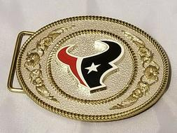 Houston Texans Collectible Belt Buckle