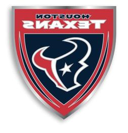 Houston Texans Crest Pin