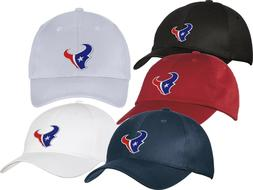 Houston Texans Embroidered Hat Cap