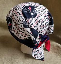 houston texans football du rag skull cap