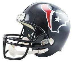 HOUSTON TEXANS Full Size Replica Helmet   - 3 TOTAL HELMETS