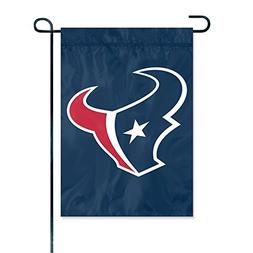 Party Animal Houston Texans Garden Flag