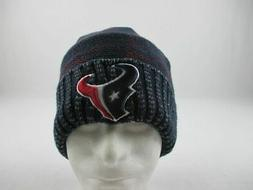 Houston Texans New Era Hat Men's Navy Winter Hat NEW OSFM