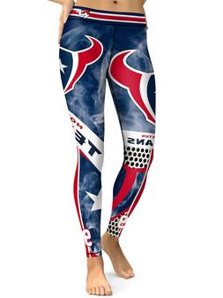 houston texans leggings small xxl 0 2