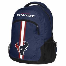 Houston Texans Logo Action BackPack School Bag Back pack Gym