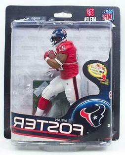 Houston Texans McFarlane NFL Series 32 Figure: Arian Foster