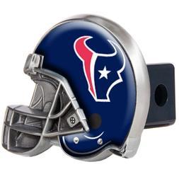 Houston Texans Metal Helmet Trailer Hitch Cover