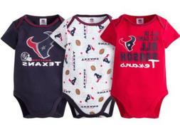 houston texans nfl baby boys or girls