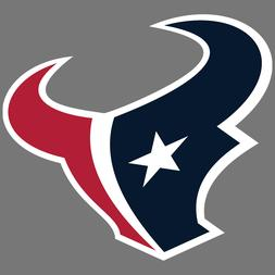 Houston Texans NFL Car Truck Window Decal Sticker Football L