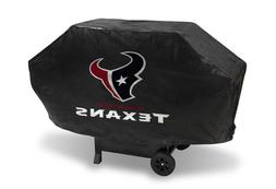 Houston Texans Official NFL Deluxe Grill Cover by Rico Indus