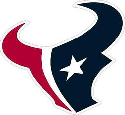 houston texans nfl football sticker wall decor