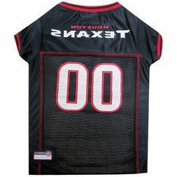 Houston Texans NFL Pet Jersey NFL Dog / Cat, Size XXL ~ New