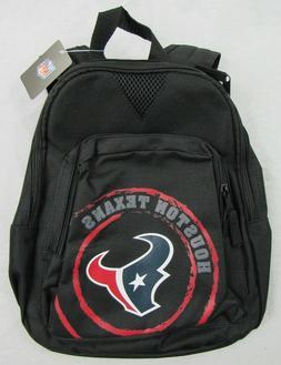 Houston Texans Offense Mini Backpack - Black - Kid's Book Ba