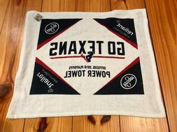 houston texans official 2016 playoffs rally towel