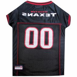 Houston Texans Pet's First NFL Authentic Dog Jersey *FREE SH