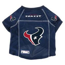 Houston Texans Extra Large Pet Jersey  NFL Dog Puppy Shirt C