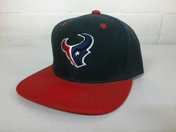 Houston Texans Snap Back Cap Hat HOU Embroidered Adjustable