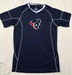 Houston Texans T-shirt Size Small Jersey Polyester Hoodie Sw