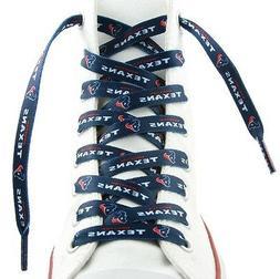 houston texans team shoe laces 54 laceups