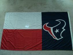 houston texans texas pride flag banner huge