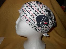 houston texans with same football surgical cap