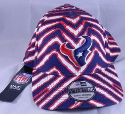 Houston Texans Zubaz Stretch-Fit Ball Cap New Era 39THIRTY M