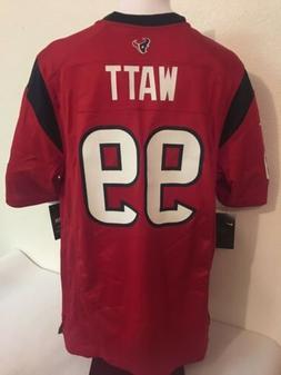 JJ Watt Houston Texans Nike Game Jersey Red 479417 690 Men's