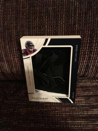 2018 immaculate football keke coutee sp 1