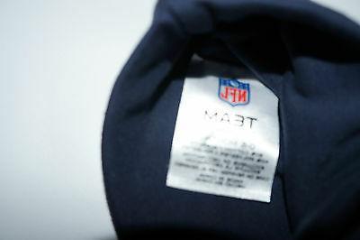 4) Caps Months NFL Football Beanie @