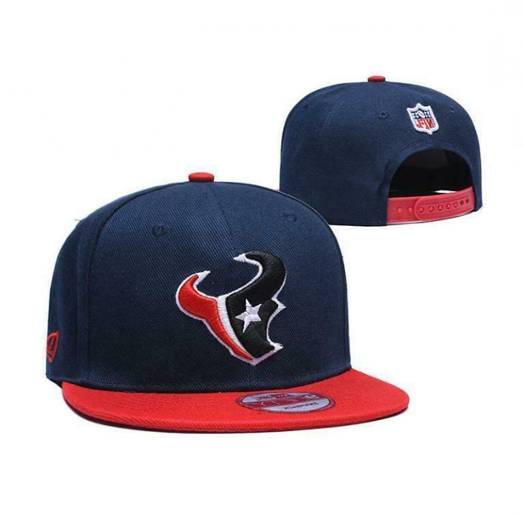 Embroidered NFL All Team Logo Snapback Adjustable Brim Hats Unisex