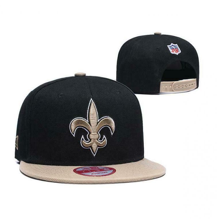 Embroidered NFL Logo Snapback Sun Caps Adjustable Flat Unisex