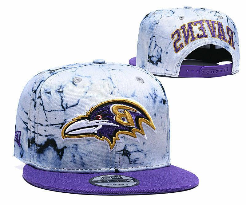 New Adjustable Snapback NFL Caps Flat Brim Embroidered All Team Unisex