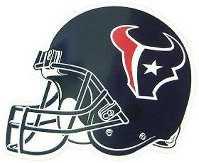 houston texans 12 helmet car magnet new