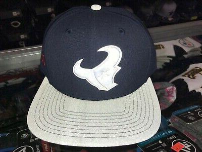 Houston Texans 3M SNAP Reflective Snapback NFL Hat