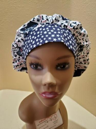 Houston Surgical Hat/Cap Handmade