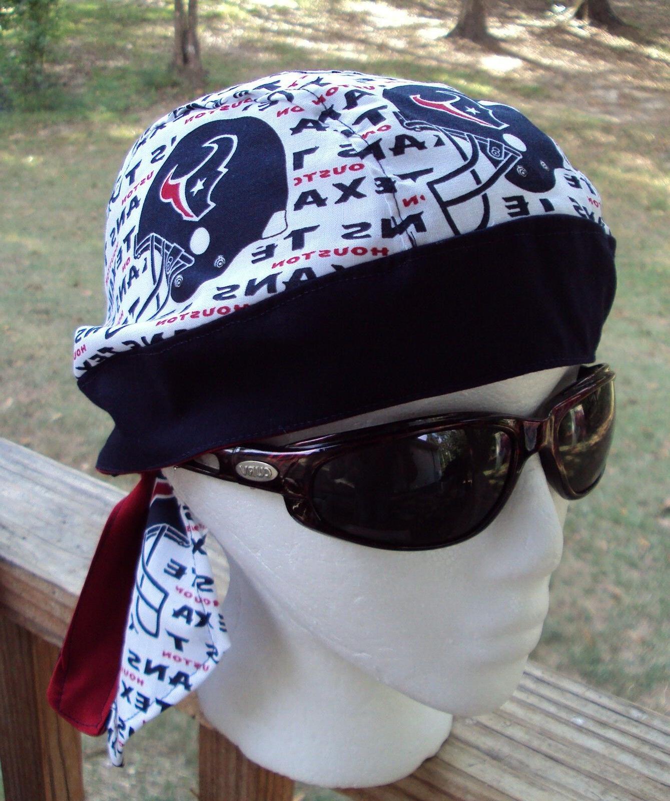 HOUSTON TEXANS DU RAG CAP CAP