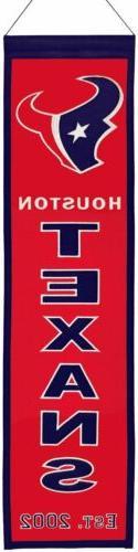 houston texans heritage banner 1013
