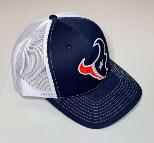 Houston Texans Classic Snapback Trucker Cap