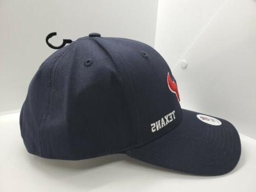Houston NFL Team Apparel Navy Hat Cap New